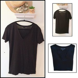 Super Soft Black Short Sleeve T-Shirt